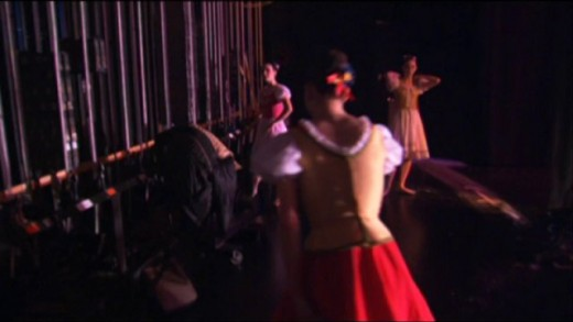 Coppelia – A Back Stage Look